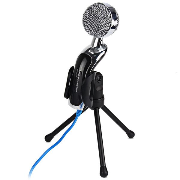 SF-922B Microfono Studio Audio Registrazione audio microfono usb Microfono a condensatore con microfono Supporto per computer portatile