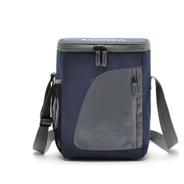 All'ingrosso-8,8L Borsa termica per il pranzo di stoccaggio impermeabile isolato Lunch Box Picnic Borsa portatile isolato Lunchbag Cooler Bags