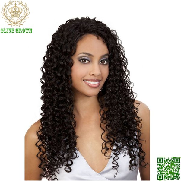 Mongolian Kinky Curly Lace Front Wigs Human Hair Full Lace Wig Unprocessed Hair Glueless Lace Wig Jerry Curl