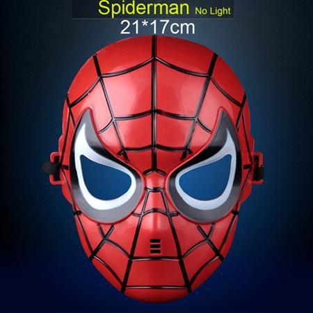 Spiderman no light