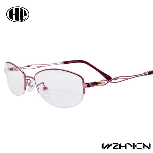 2016 ретро роскошные женщины очки кадр прозрачные линзы Oculos сплава Леди глаз очки цветочные оптические рамки старинные женские очки специальный дизайн