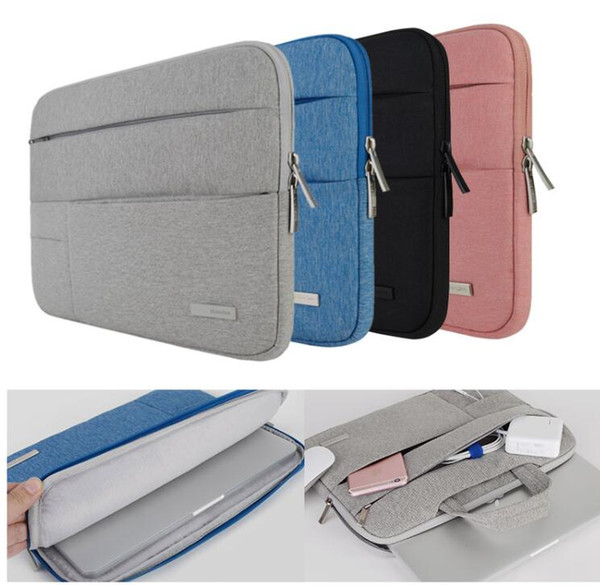 """Laptop Bags Sleeve Notebook Case for Dell HP Asus Acer Lenovo Macbook Soft Cover for Retina Pro 13.3"""" Free Shipping"""