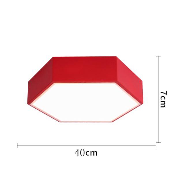 rosso 40cm