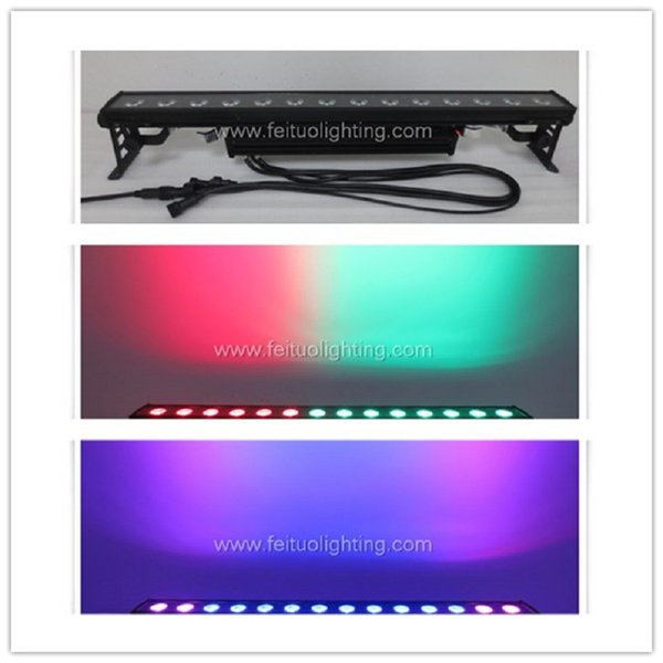 pannocchia rgb matrice di LED wall washer