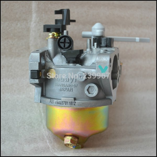 Carburetor for Honda GX390 GX420 188F 190F 13HP 389CC water pump free shipping 420CC cut off saw carb tiller go kart parts