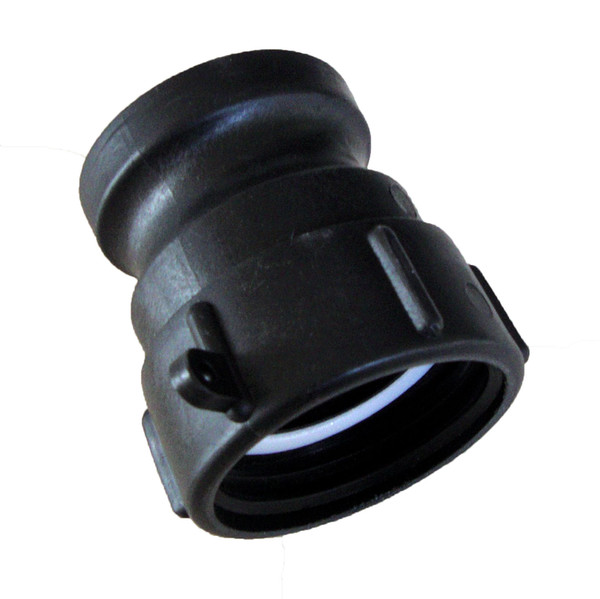 """1000L IBC water tank fitting pipe fitting 2"""" DN50 butress thread camlock garden hose free shipping"""
