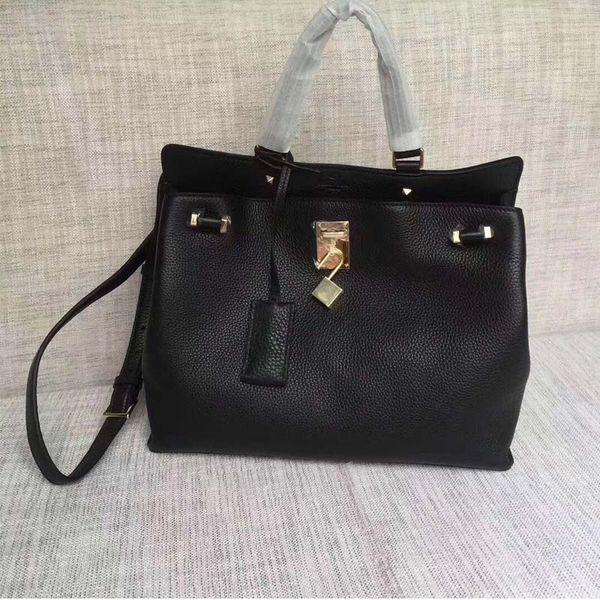 Popular Design Women Genuine LeatherBag High Quality Real Cowskin Shoulder Bag Chain Organ Bag