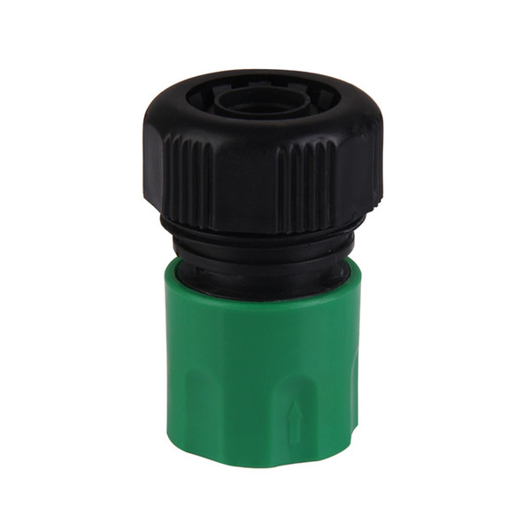 """18mm 3/4"""" Hose Pipe Fitting Set Quick Yellow Water Connector Adaptor Garden Lawn Tap"""
