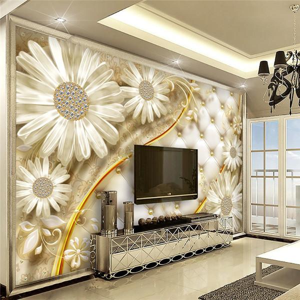 Großhandel 3D Modern, Einfach, Modern, Weich, Weich, Vlies, Tapete,  Wohnzimmer, Schlafzimmer, TV, Wand, Wand, Wandbilder Von Andyhome88, $25.13  Auf ...