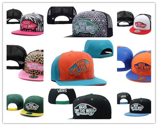 En Satış Yeni stil Örgü Kamuflaj Beyzbol Şapkası Kadın Hip Hop Moda Erkekler için gorras Van kap Kemik Snapback Şapkalar Casquette touca baba Şapka