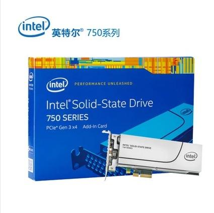 best selling Intel   Intel 750 400G PCI-E NVMe SSD Solid State Drive