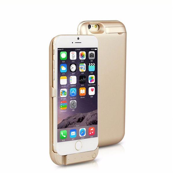 2016 novo caso de bateria externa do banco do poder para o iphone 6 6s mais 5 se borda da galáxia S7 de Samsung