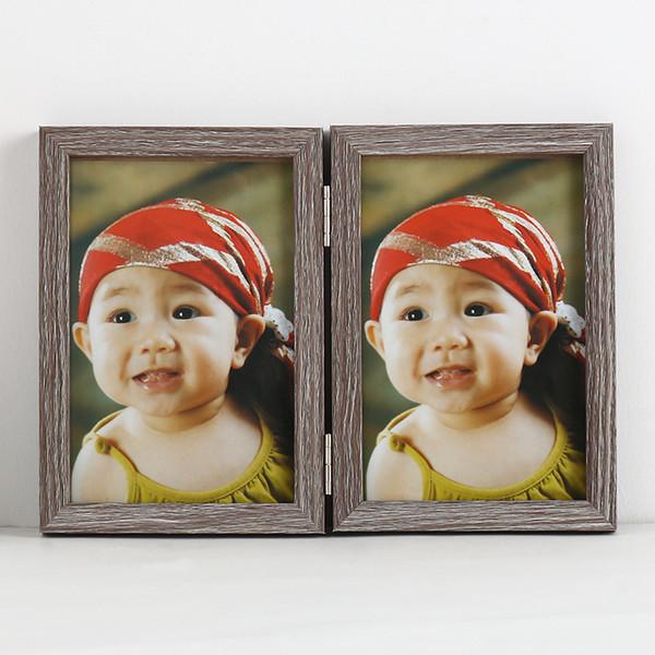 Falten Bilderrahmen Kreative Geschenke Einrichtungs Ornamente Hohe Qualität Holz Bilderrahmen Heißer Verkauf 10db J R