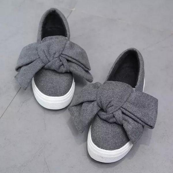 Artı kabartmak büyük yay eğlence düz ayakkabı muffin ağır dipli Carrefour single ayakkabı bir pedal tembel ayakkabı