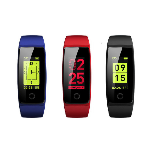 V10 Smart Bracelet Heart Rate Monitor Blood Pressure Color Screen Smart Band Wristband Activity Fitness Tracker Pedometer Colorful Smartband