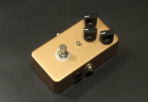 2017 NEW Free Shipping Guitar Classic golden Distortion Effect Pedal TTONE True Bypass NEW Arriving TT-29@IN STOCK!!