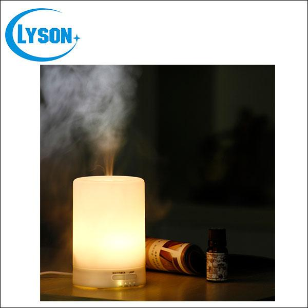 Cool Mist 300ml Ultrasonic Air Humidifier Aromatherapy Diffuser Fragrance Sprayer Office Purifier Essential Oil Diffuser with Colorful LED