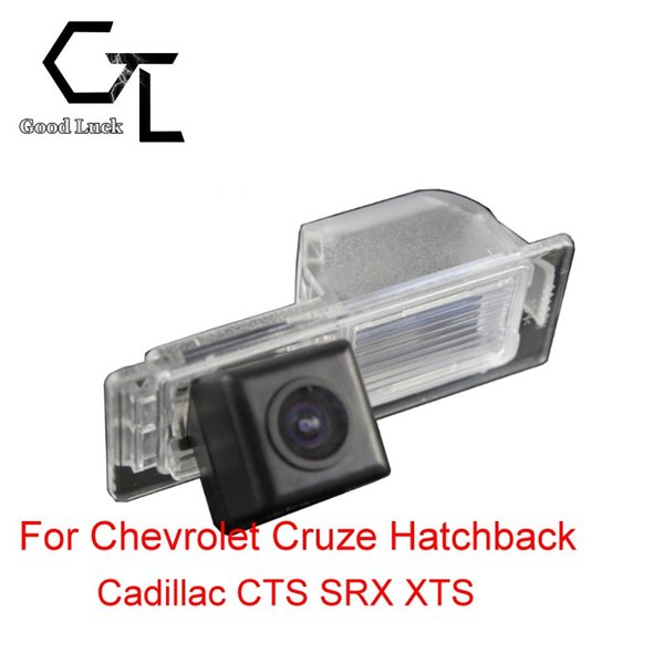 For Chevrolet Cruze Hatchback For Cadillac CTS SRX XTS Wireless Car Auto Reverse Backup CCD HD Night Vision Rear View Camera