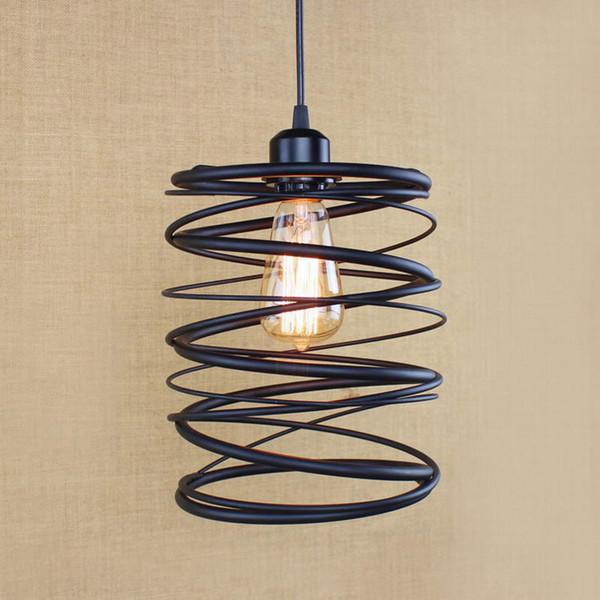 Indoor Restoration Hardware Lighting Loft Northern Europe American Vintage  Retro Pendant Lamp For Kitchen/Cabinet 3 Light Pendant Rustic Pendant ...