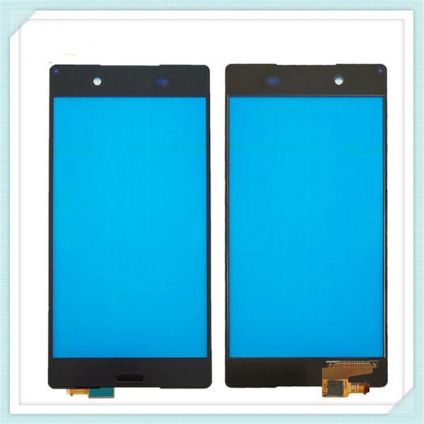 Original Black OGS Touch Panel For SONY Xperia Z4 Z3 Plus E6533 E6553 Touch Screen Digitizer Glass Lens Sensor Panel Free Shipping