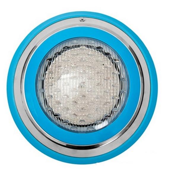 An der Wand befestigtes 230mm 6W 9W IP68 304 Poollicht, 12Vac Farbändernde Fernbedienung Par56 führte Unterwasserlampe für Swimmingpool