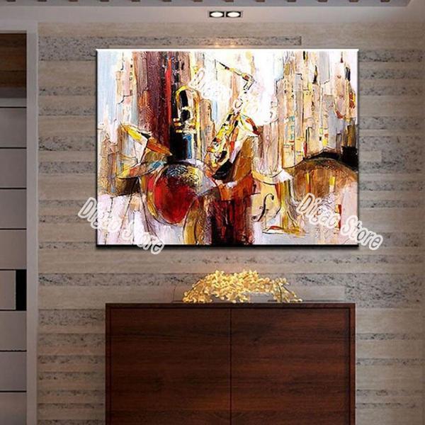 Saf elle Modern moda duvar sanat dekorasyon ev ofis boyama tuval soyut desen üzerinde benzersiz tasarım yağlı boya boyalı