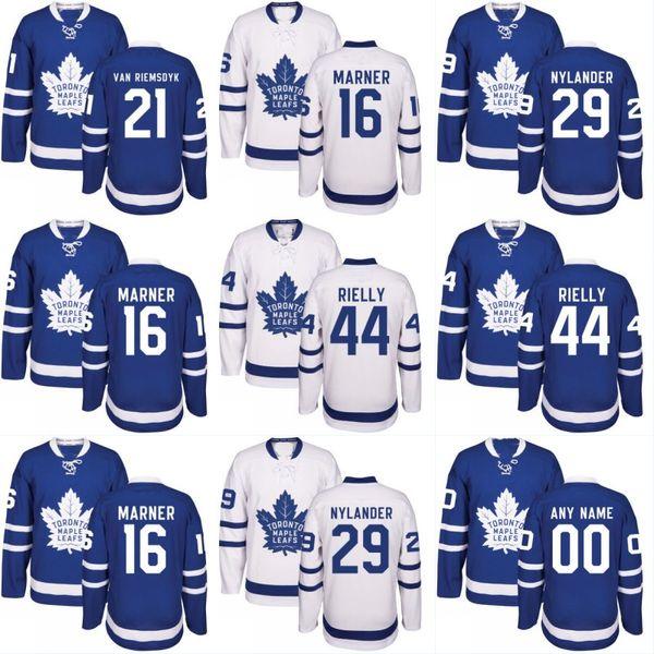 new product 18891 eaa39 2018 Youth Toronto Maple Leafs Jersey 43 Nazem Kadri 44 Morgan Rielly 46  Roman Polak 47 Leo Komarov Hockey Jerseys Any Name And Any Number From ...