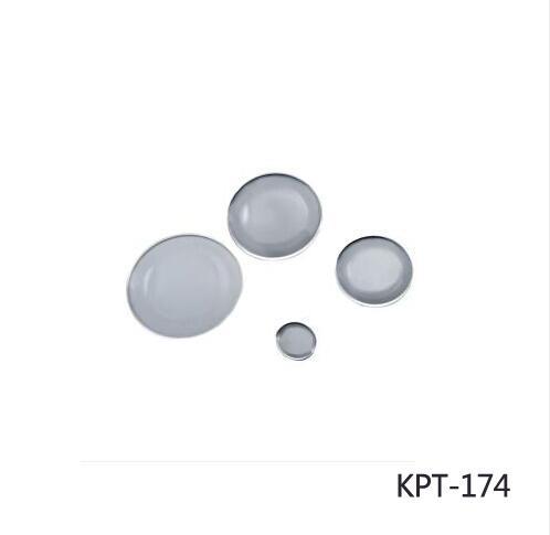 KPT-174 K9 Plano convex lens, Optical lens, Flat convex lens, dia:50.8mm, f:125.0mm