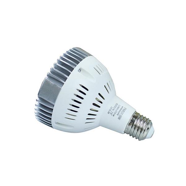 Pazar Lambaları 35 W PAR30 LED Spot E27 ampuller CRI88 85-265 V Ekran Mağaza Giyim Mağazası Vitrin Fikstürü Tavan Downlight