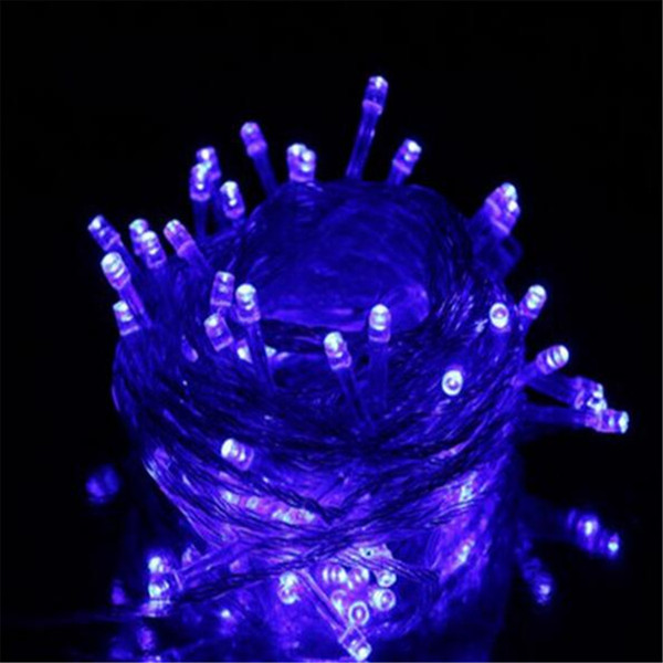 Waterproof Flasher String Light Lighting For Outdoor Indoor Wedding Party Christmas Tree Twinkle Fairy Decoration Light