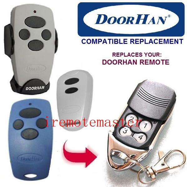 For DOORHAN DH350 remote control ,Doorhan transmitter remote 433.92MHZ garage door remote control free shipping