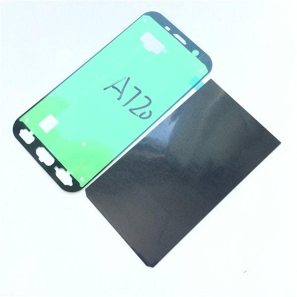 Новый двухсторонний передний ЖК-клей + задний клей для sumsung A720 A720F