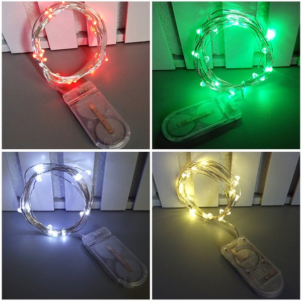 Micro Christmas Lights.Christmas Lights 2m 20led Button Battery Operate Fairy String Light Micro Led Copper Wire Moon Lamp Xmas Christmas Wedding Commercial Led String