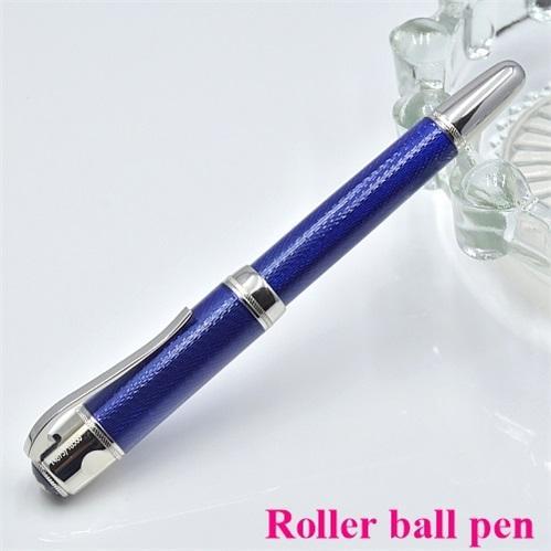 الكرة الزرقاء الرول القلم