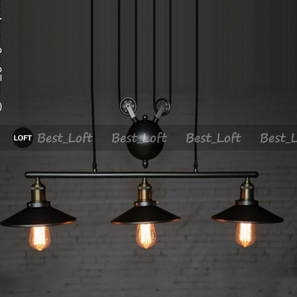 3 lights with mirror inside B type