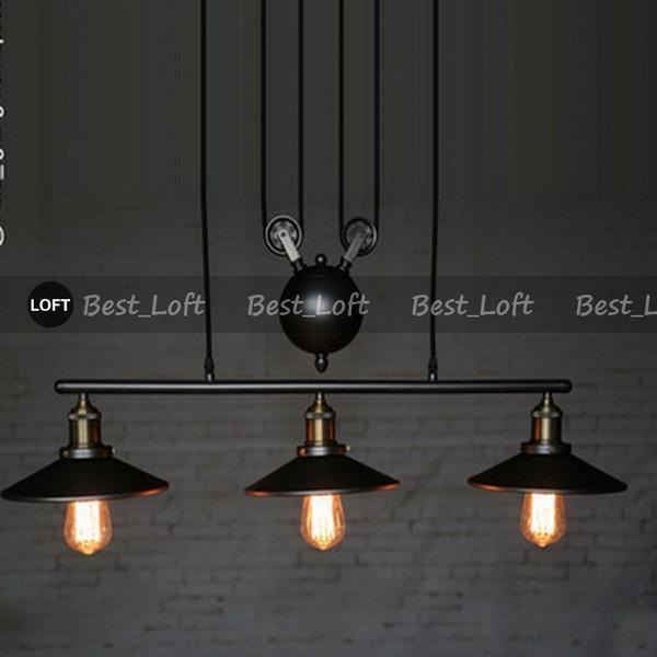 3 lumières avec miroir à l'intérieur de type B
