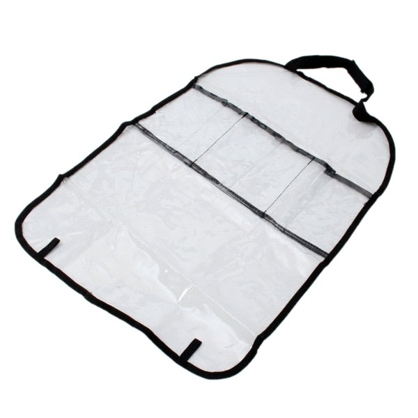 New Environmental PVC Car Back Seat Protector Organizer Cover Sticker For Travel Cheap stickers opel