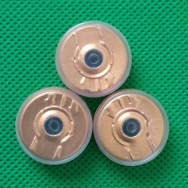 Frete grátis Chinapost Airmail 20 MM Flip off cap, rasgar cap, 20mm caps, fácil tampa aberta