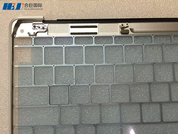 Free shipping Brand NEW Laptop Topcase No keyboard NO Trackpad US Version For A1534 Mac book pro 12