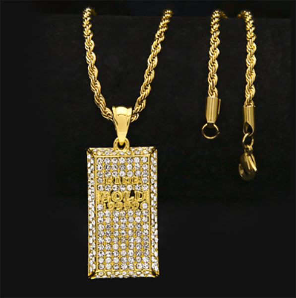 Gold+24inch rope chain