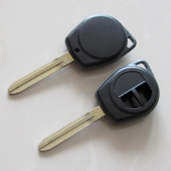 2 auto chiave del tasto di Shell della copertura per Suzuki Swift SX4 auto chiave lama caso fob hosuing TOY43