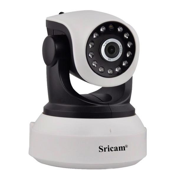 Sricam SP017 720P HD IP Camera Wifi Megapixel H.264 Wireless P/T ONVIF CCTV Security IP Camera Home Security Camera