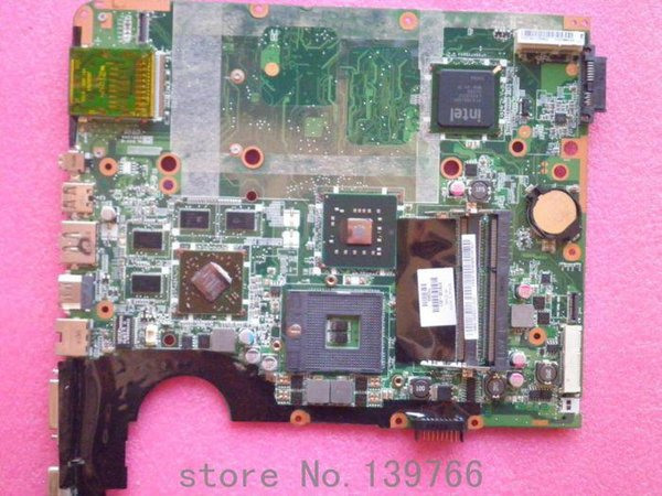 top popular 578130-001 board for HP pavilion DV7 motherboard DDR3 with intel chipset 2021