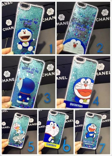 For Iphone 6 Plus Cases Catoon Flow PC Cell Phone Cases For iPhone 6G 6 Plus 6plus 4.7 Inch 5.5 Inch