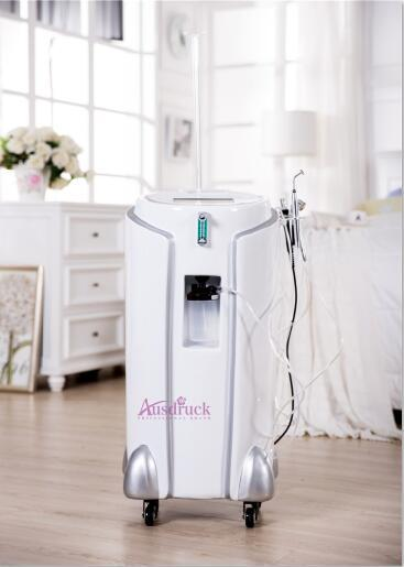 New mode 6-1 water oxygen jet peel skin care acne treatment wrinkle remover BIO face lift facial rejuvenation machines