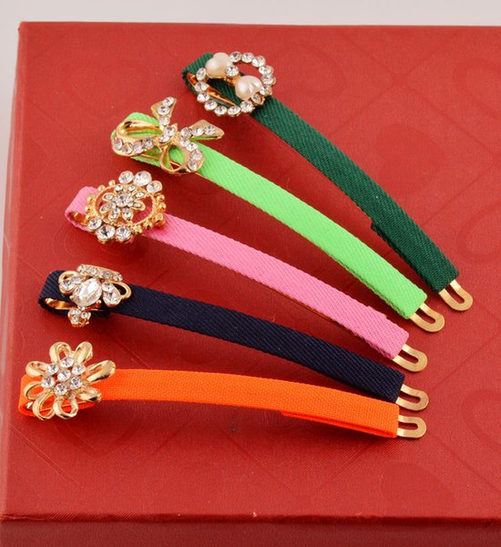 High Quality Head Wrap Hair Clips for Women Girls Hairstyles 2018 Barrettes Hair Accessories Gift Ideas Korean Style Jewelry Stores Hot 20pc