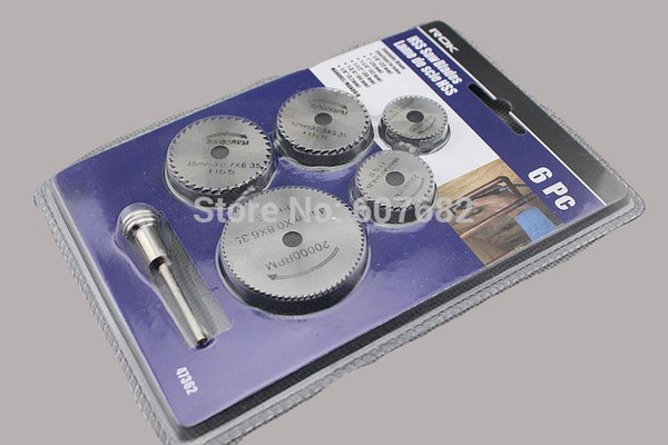 blade saw Dremel Rotary saw HSS Saw Blades For Metal & For Dremel Rotary tools for driller at good price and free ship