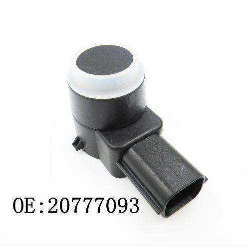 top popular 1Pair 20777093 Original PDC Parking Sensor for Cadillac Opel Chevrolet Dodge 20777093 Car Ultrasonic Parking Sensor 2021