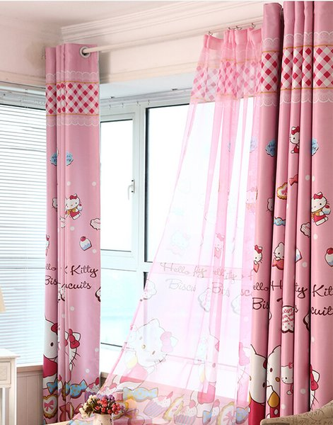 Curtains Ideas best prices on curtains : 2016 New Hello Kitty Curtains + Sheers Various Sizes Final Ready ...