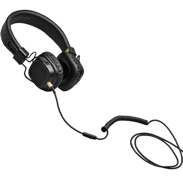 Stock 2nd Generation headphones With Mic Noise Cancelling Deep Bass HiFi Headset Professional DJ Monitor Headphone